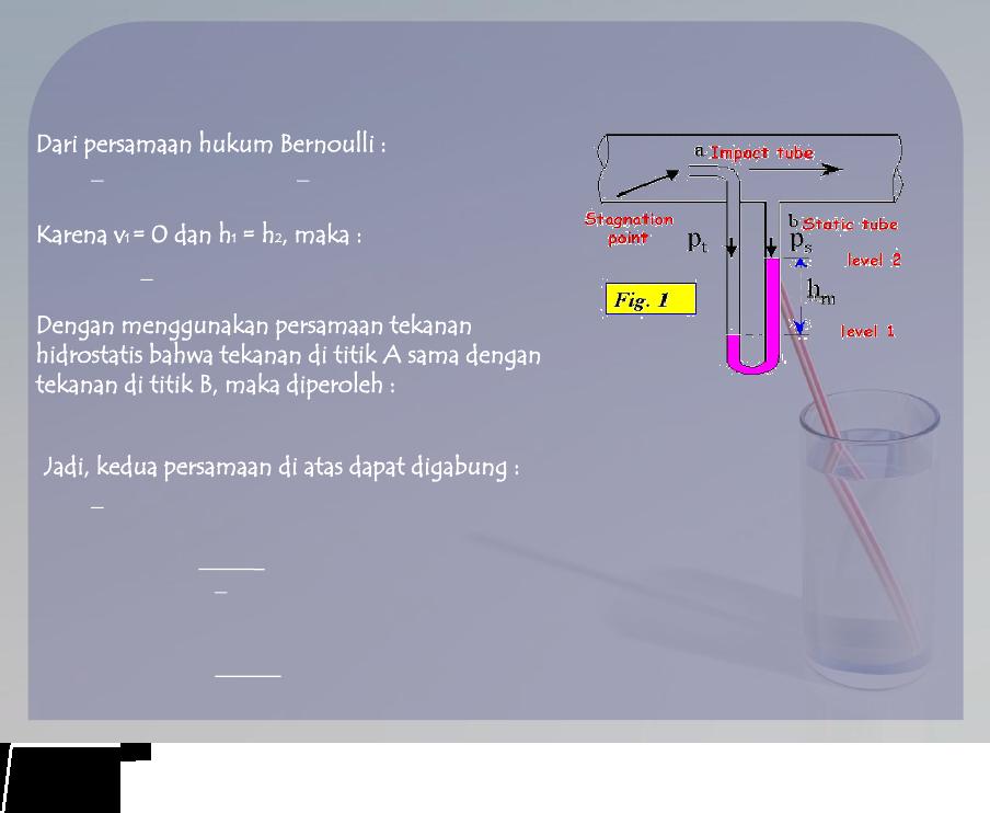 29++ Contoh Soal Fisika Tentang Asas Bernoulli - Kumpulan ...