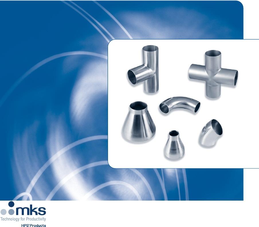 304 Stainless Steel HPS 10023T300 3 OD Weld Tee